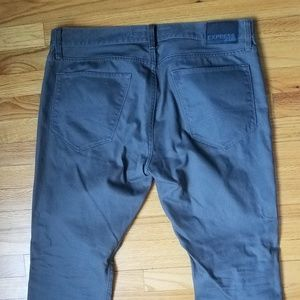 36X32 Express Rocco Slim Fit Jeans